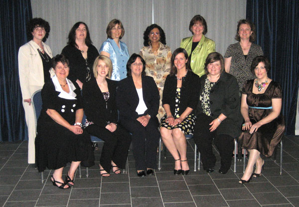 YWCA Group of Women of Distinction Award – 2009
